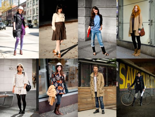 Street Style Fashion Jobs In Toronto Vancouver Montreal And Canada Style Nine To Five