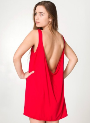 Backless Dress: Backle...