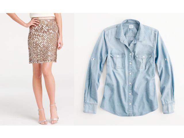 2. Festive Skirt