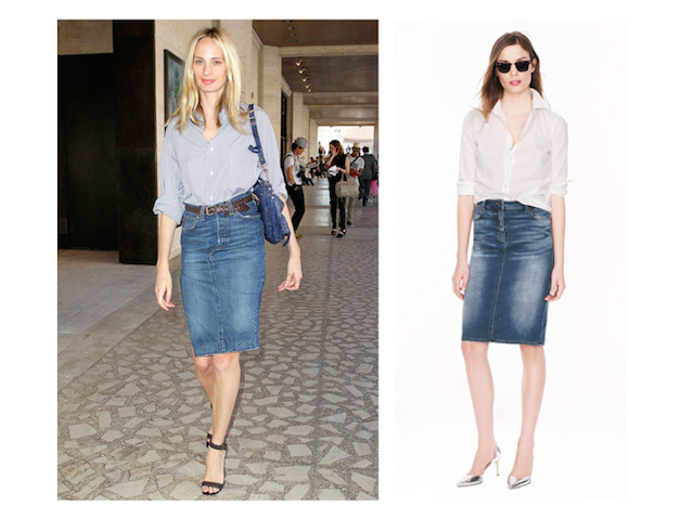 Jean Skirts | Fashion Jobs in Toronto, Vancouver, Montreal and ...