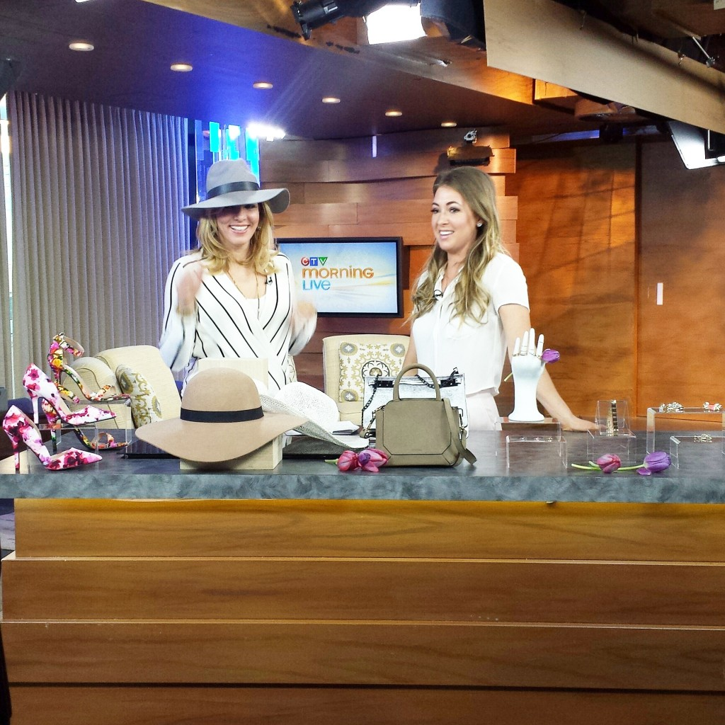 Spring Accessory Trends 2015 - CTV Morning Live Christie Lohr