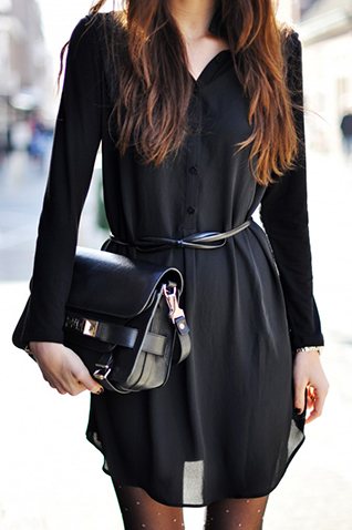 Fashion Jobs Shirt Dresses For The Office In Toronto Vancouver Montreal And Canada Style Nine To Five