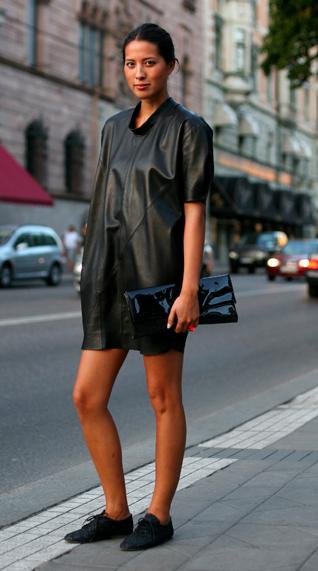 leatherdressinspo