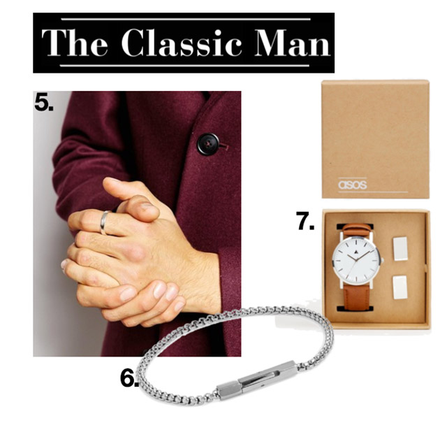 CLASSIC MAN-sntf-jewellery