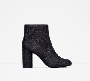 Zara-High-Heel-Glitter-Booties