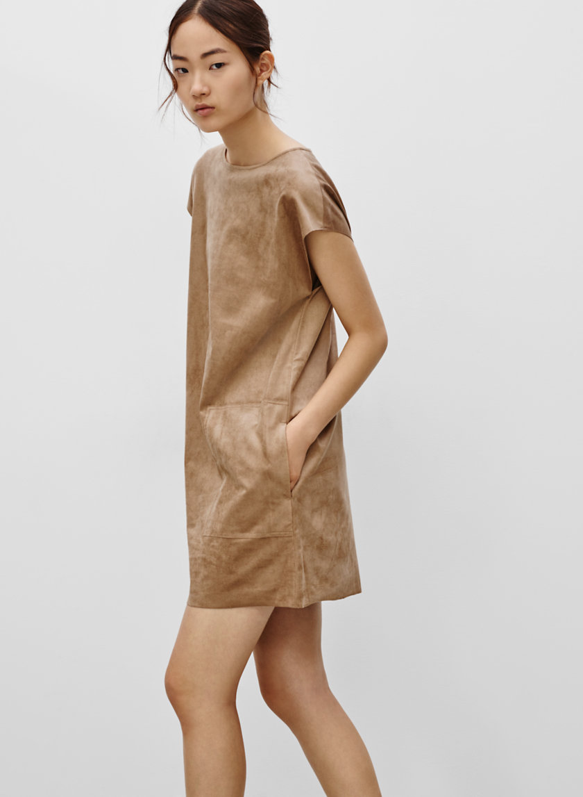 Leather dresses fashion jobs in toronto vancouver montreal and aritzia nori dress ombrellifo Image collections