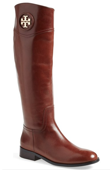 2. Tory Burch Boots