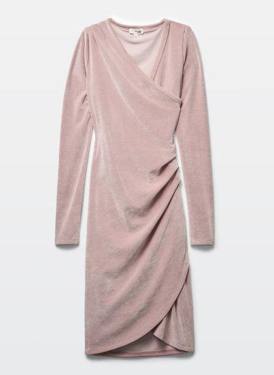 1. Velvet Dress