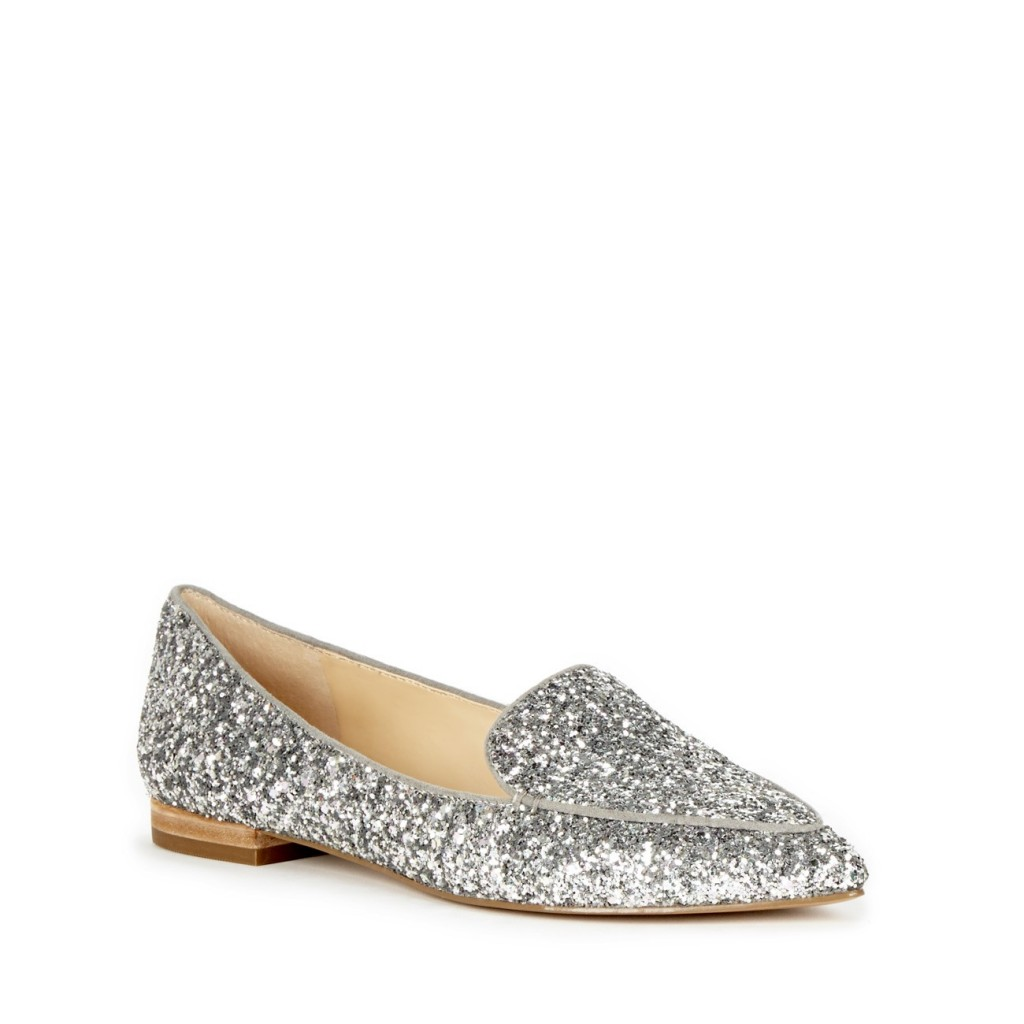 7. sparkle shoes
