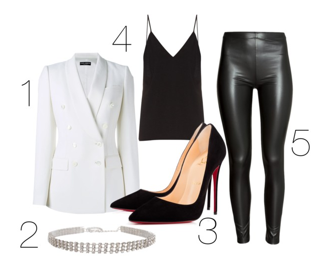 Office Christmas Party Outfit Ideas Part - 38: Look Number 2