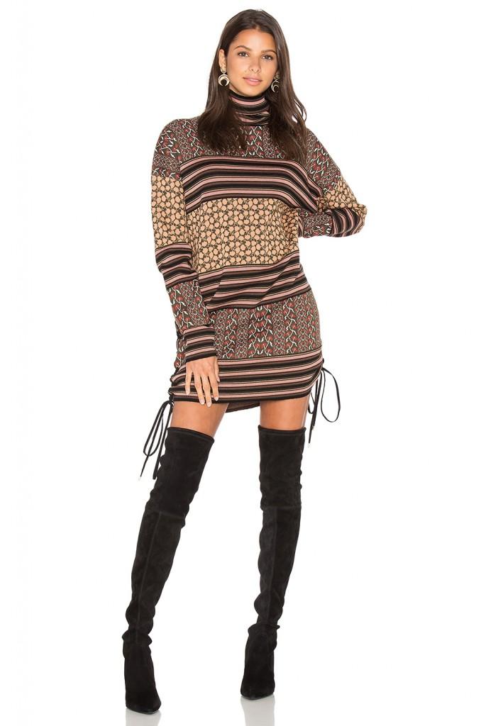 1. Rachel Zoe Sweater Dress