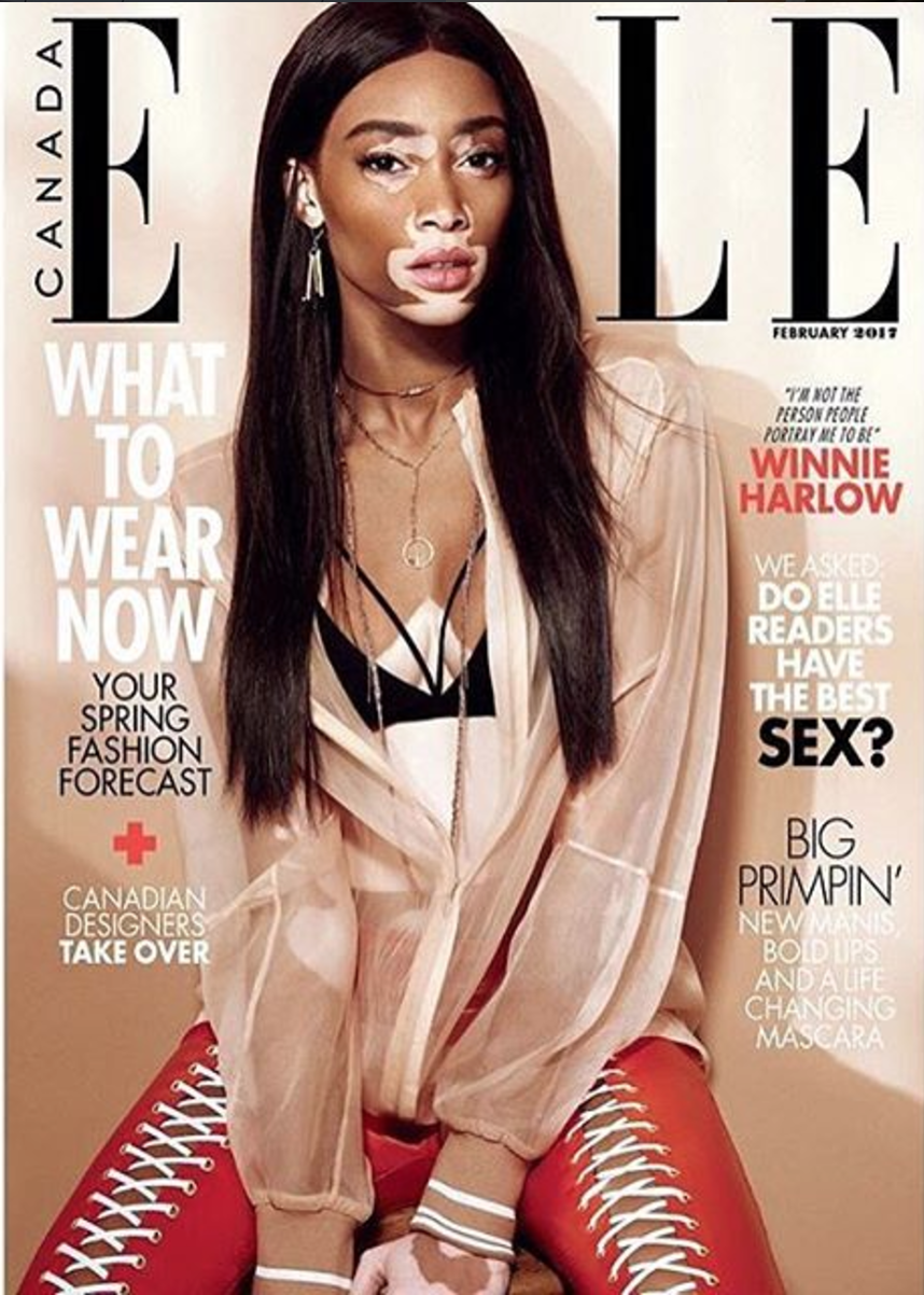 2. MY ELLE COVER