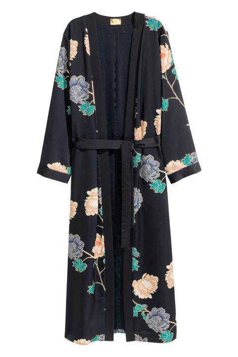 4.Robe Coat