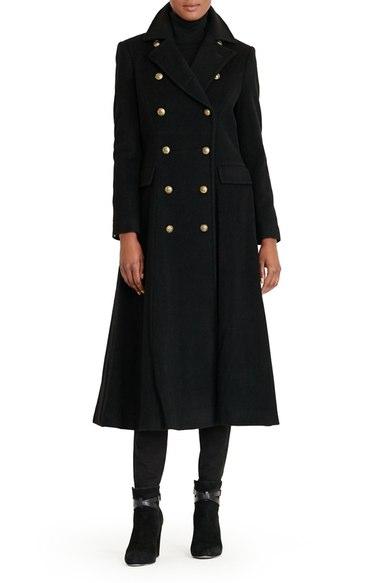 5.Ralph Lauren Coat