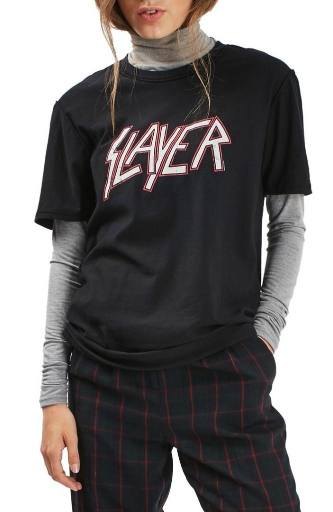10. Slayer Graphic Tee