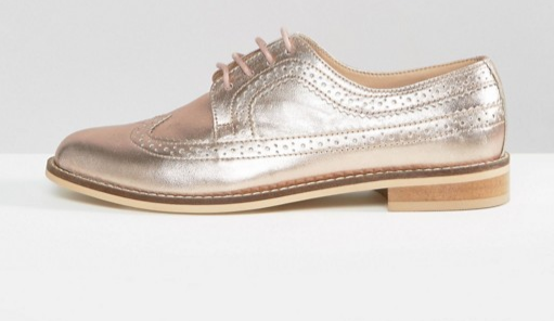 2. Metallc Oxfords