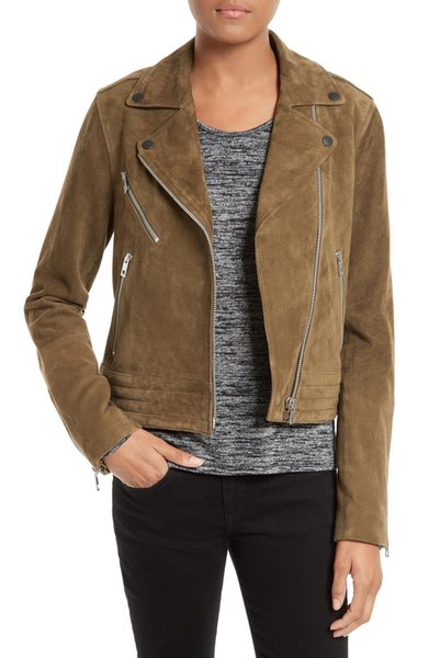 2.Rag and Bone suede