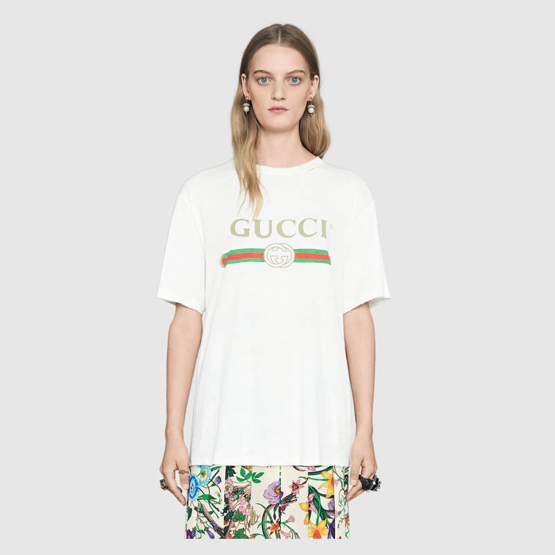 4. Gucci T-shirt