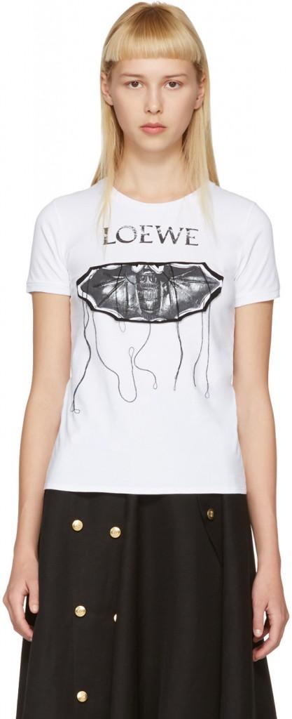6. White SSense T-shirt