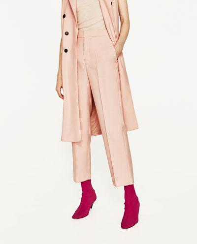 7. Pink Pants