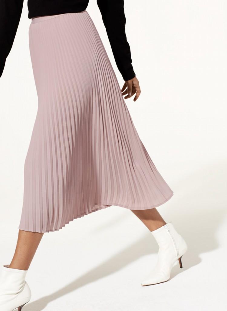 7. Pink Skirt