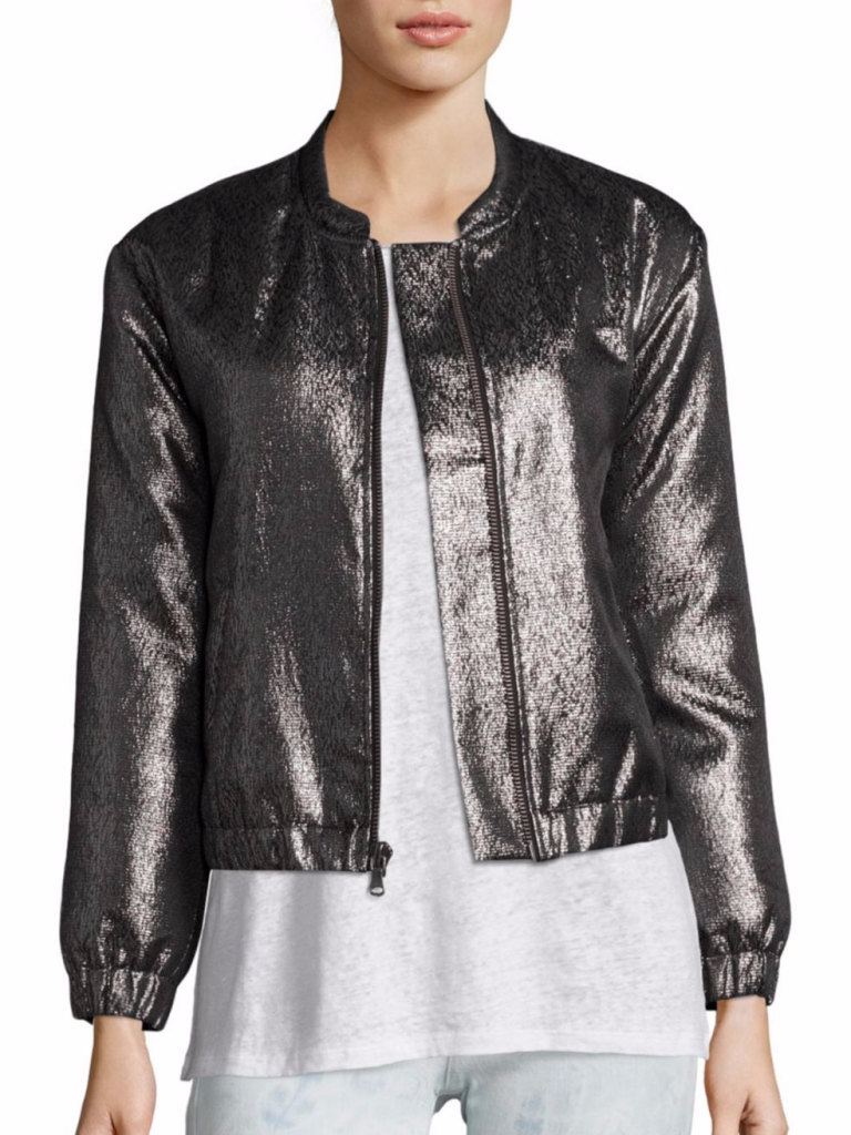 9. Metallic Bomber