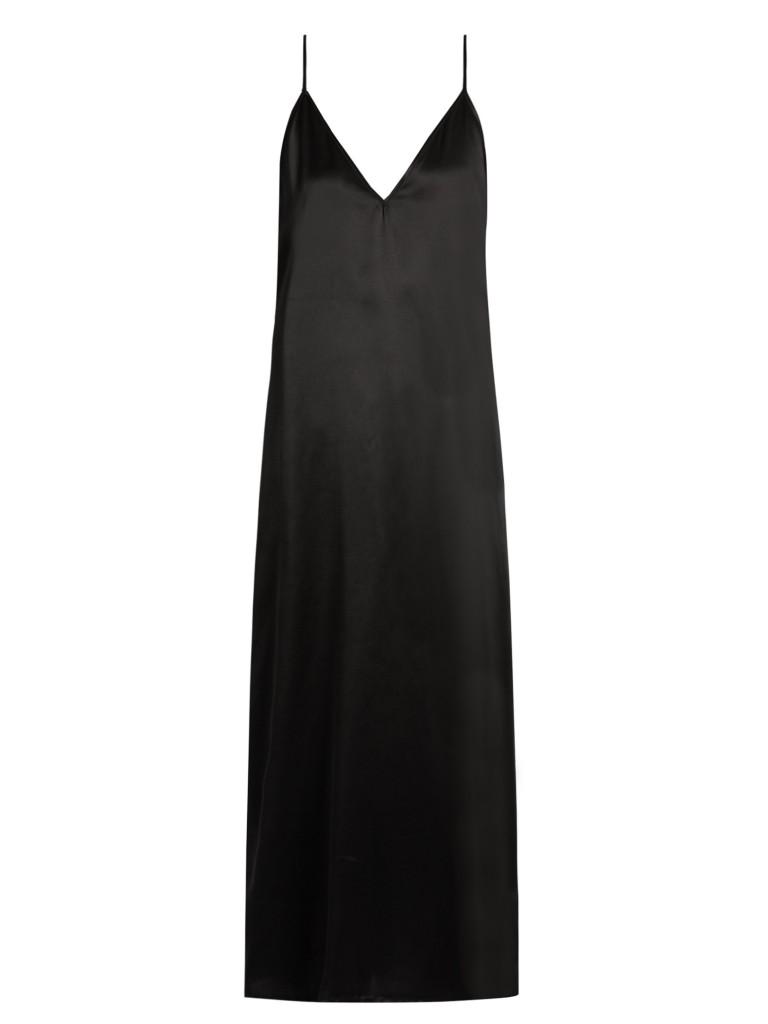 2. Long slip dress