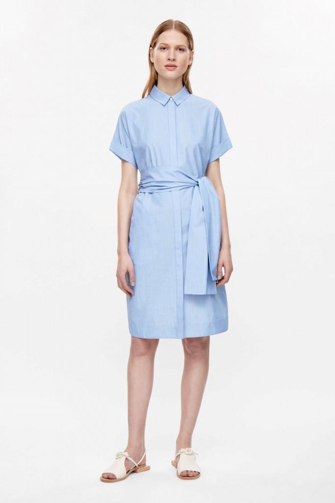 2.The Shirt Dress