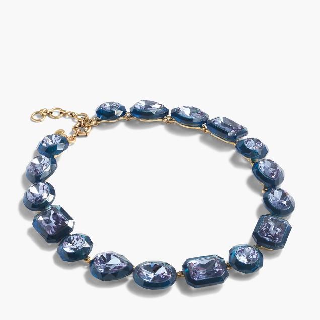 3. Statement necklace