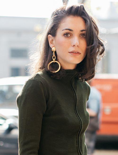 5. Statement Earrings
