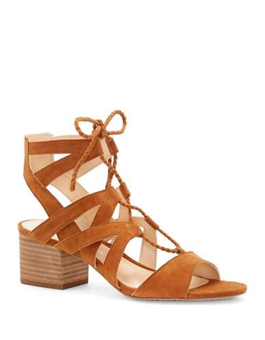 5. Vince Camuto Fauna Suede Sandals