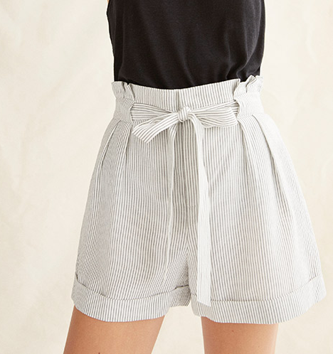 1. CLUB MONACO ANDREE SHORT