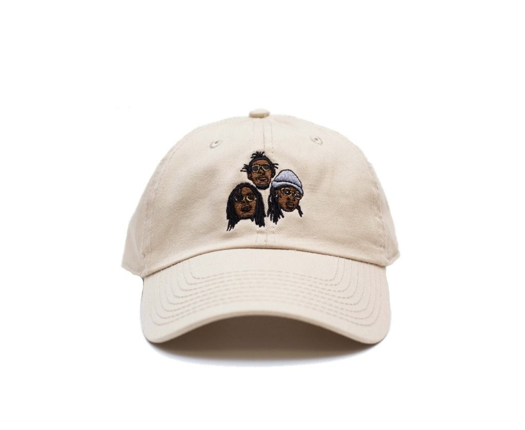 2. BRIMZ MIGOS DAD HAT