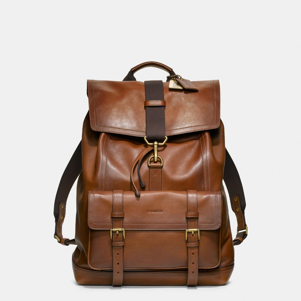Coach Backpack (1)