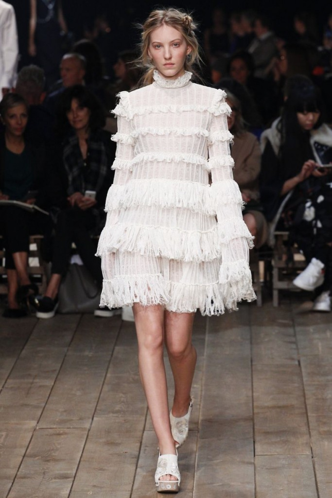 Frills in Fashion