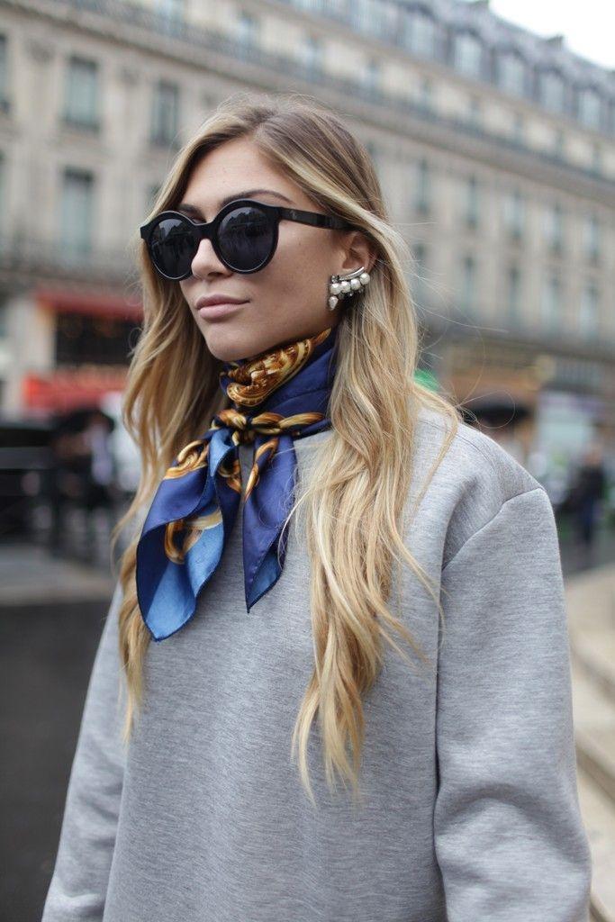 scarf inspo
