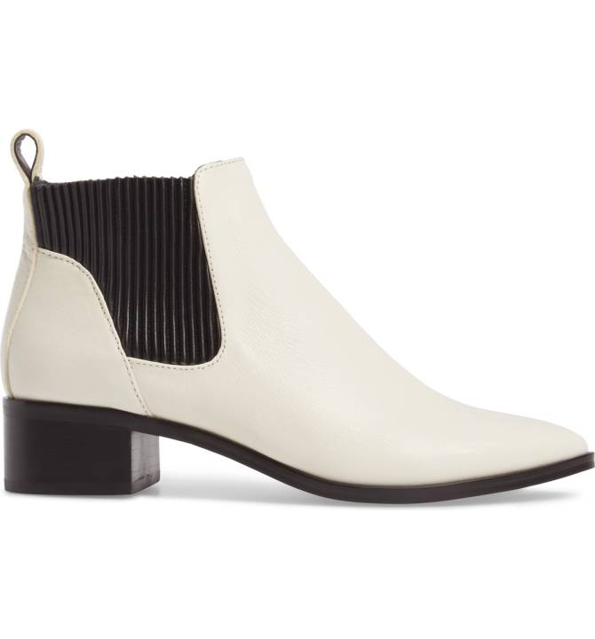 Dolce Vita Macie Pointy Toe Chelsea Bootie