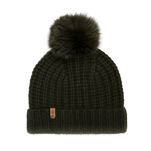 STNF_WINTER TOQUE STYLE_MACKAGE DORI HAT ARMY