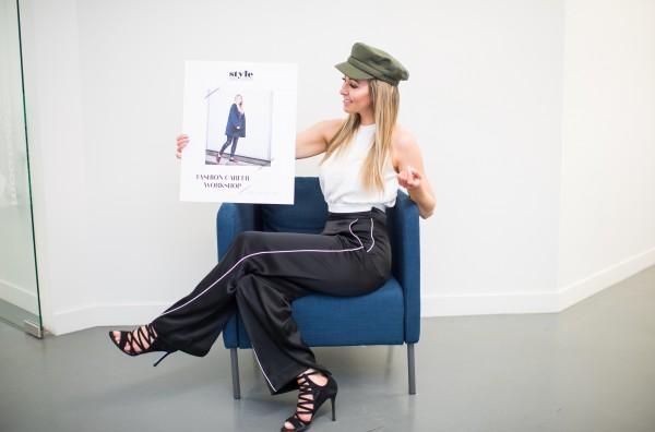 Style Nine to Five Fashion Career Workshop
