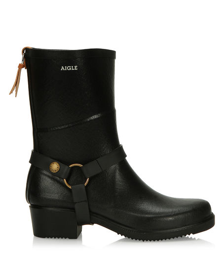 Style Nine To Five_Rain Boots For April Showers_Aigle Miss Julie