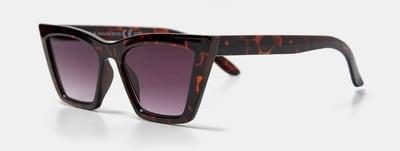 Zara Square Cat Eye Sunglasses