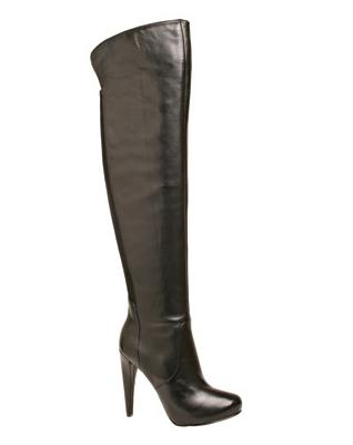 dd3f2655bb5 Guard against the cold in style with a subtly (or not-so-subtly) sexy pair  of over-the-knee boots. This boot adds a whole new look to your entire  wardrobe.