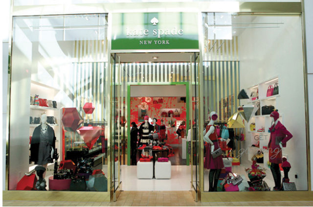 Kate Spade, Yorkdale Mall