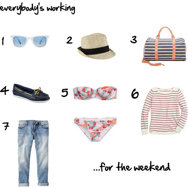 5b2bd7c5c431 Fashion Jobs Vancouver – Weekend Getaway Packing