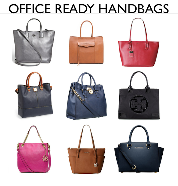 OFFICE READY HANDBAGS