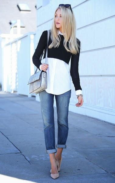 Fall Fashion - Crop Tops