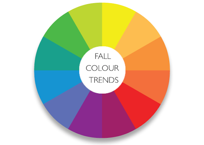 Colour Trends For Fall Fashion