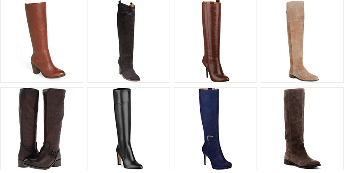 Fall Fashion - Tall Boots