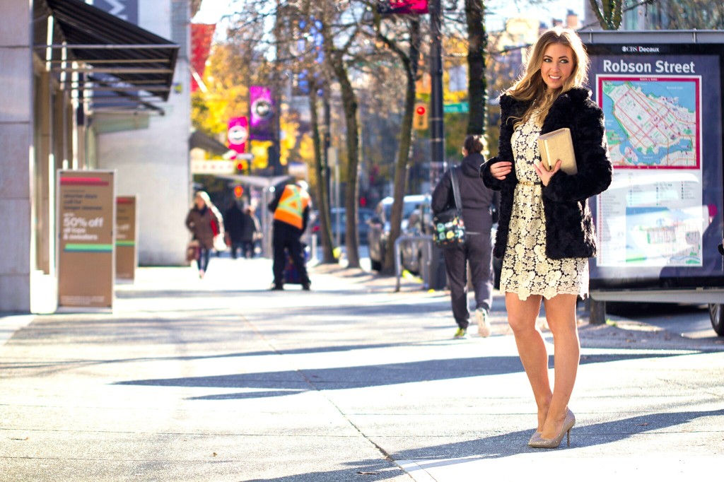 Fashion Jobs - Robson Street Style