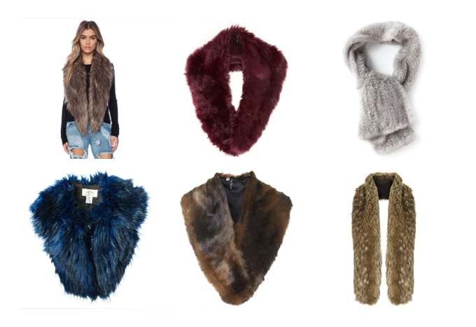 Fashion Jobs - Fur Stoles